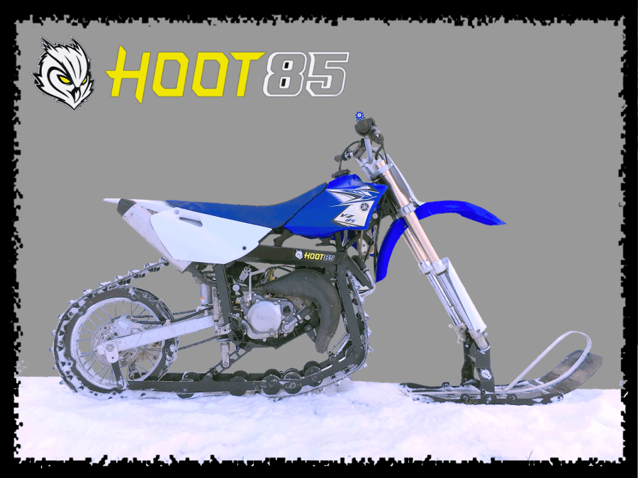 Your YZ with the Hoot85 Kit